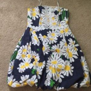 Vintage Lilly Pulitzer Daisy Dress